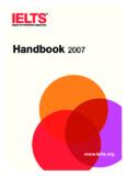 IELTS Handbook - British Council