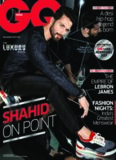 GQ India [December 2017] - feat. Shahid Kapoor