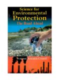 Science for Environmental Protection: The Road Ahead