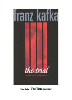 Franz Kafka's The Trial