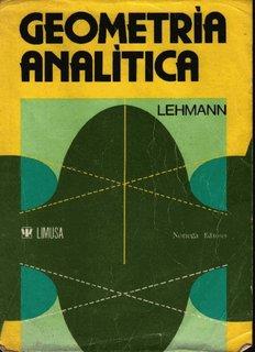 Geometria Analitica de Lehmann - Cimat