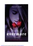 Alyson Noel - The Immortals 1 - Evermore.wps