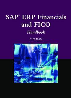 SAP® ERP Financials and FICO