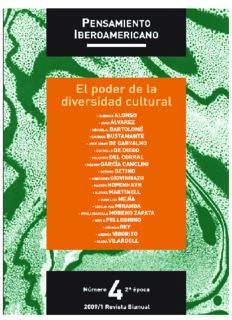 Apuntes sobre las políticas culturales en América Latina, 1987-2009