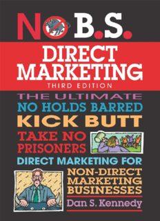No B.S. Direct Marketing