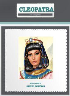 Cleopatra By Georg Ebers