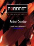 Fortinet overview & FortiGate Features - IT Services (Banbury Road)