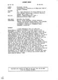 DOCUXENT RESUME ED 333 752 FL 019 263 AUTHOR Shlesinger, Miriam TITLE Lexicalization ...