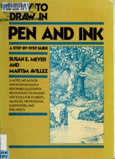 How to Draw in Pen and Ink