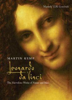 Leonardo da Vinci : the Marvellous Works of Nature and Man