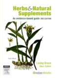Herbs and Natural Supplements: An Evidence-Based Guide