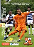 HARTLEY WINTNEY FC vs HENDON FC HARTLEY WINTNEY FC vs HENDON FC 13th