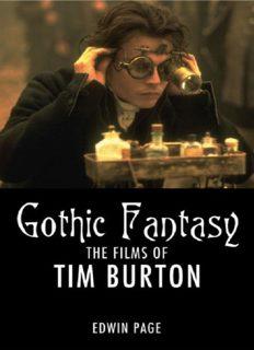 Gothic Fantasy: The Films of Tim Burton