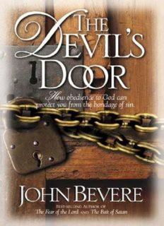 How you can shut ... the devil's door