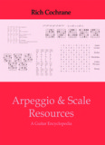 Scale Arpeggio Encyclopedia - Gorseinon Guitar