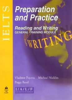 IELTS Preparation and Practice - Reading and Writing for General Training