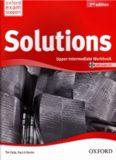 Solutions. Upper-Intermediate - Workbook