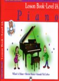 Alfred's Basic Piano Library: Lesson Book. Level 1 A