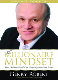 The Millionaire Mindset - Mission Improvement