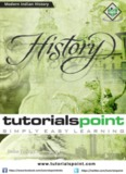 Download Modern Indian History Tutorial (PDF Version)