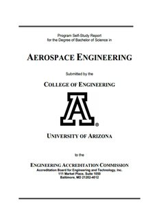 aerospace engineering - Department of Aerospace and Mechanical