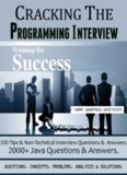 Cracking The Programming Interview: 2000+ Java Que. & Ans. || 500+ Tips & Non-Technical Interview