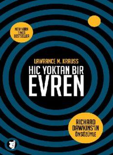 Hiç Yoktan Bir Evren - Lawrence M. Krauss