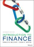 Introduction to Finance: Markets, Investments, and Financial Management, 16th Edition Enhanced