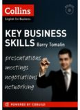 Page 1 Collins º English for Business KEY BUSINESS SKI LLS Barry Tomalin WecTV14& º ...