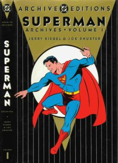 Superman Archives, Volume 1