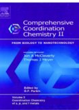 Comprehensive Coordination Chemistry II. Coordination Chemistry of the s, p, and f Metals