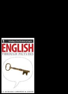 English Through Pictures, Book 1 and A Second Workbook of English