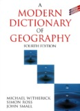 A Modern Dictionary of Geography
