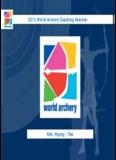 2013 World Archery Coaching Seminar Kim, Hyung - Tak