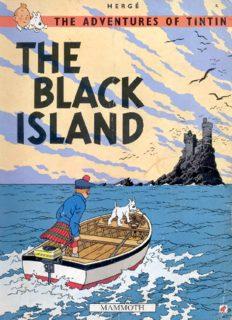 The Black Island (The Adventures of Tintin 7)