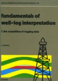 fundamentals of well-log interpretation