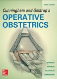 Cunningham and Gilstrap's Operative Obstetrics
