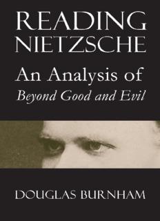 An Analysis of Beyond Good and Evil