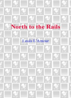 North to the Rails: Talon and Chantry Series, Book 7