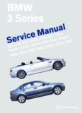 BMW 3 Series Service Manual (E46).