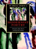 The Cambridge Companion to Modernist Poetry (Cambridge Companions to Literature)
