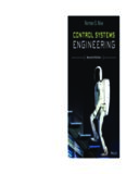 Control Systems Engineering 7th Ed - Nise