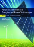 Advances in Renewable Energies and Power Technologies: Volume 1: Solar and Wind Energies