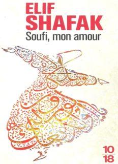 elif shafak soufi, mon amour