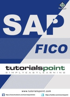 SAP FICO - Tutorialspoint