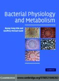 Microbial physiology and metabolism