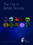The Car in British Society
