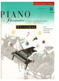 Piano Adventures. Christmas book. Level 3a