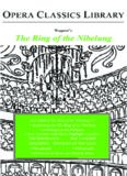 Wagner's The Ring of the Nibelung