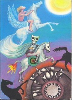 'Behold A Pale Horse''